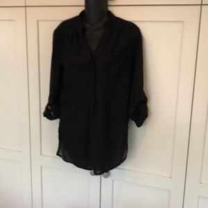 Life 4 Truth See through black blouse s